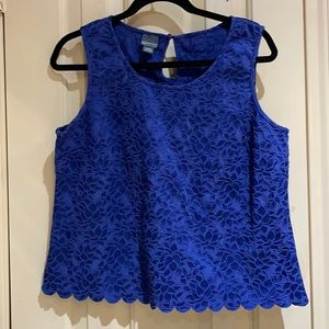 Covington blouse. Size XLP